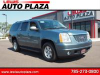 Options:  2010 Gmc Yukon Xl Slt 1500|4X4 Slt 1500 4Dr