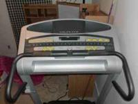 2010 Golds Gym Treadmill only been used probualy 20