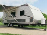 2010 Gulf Stream Kingsport 23RBS travel trailer, 25