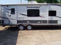 2010 Gulf Stream Kingsport M23RBS Travel Trailer This