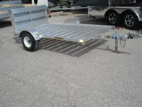 Utility Trailers Landscape Trailers. 2010 H&H 5X8 GOLF