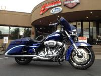 2010 Harley-Davidson CVO Street Glide Pristine CVO with