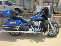 WE HAVE A 2010 HARLEY DAVIDSON ELECTRA GLIDE ULTRA