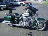 2010 Harley-Davidson Electra Glide Classic This is a