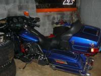 2010 Harley Davidson Electric Glide Touring. Terrific