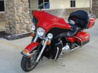Well maintained. This bike is factory geared up with a