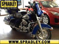 2010 HARLEY DAVIDSON ELECTRIC GLIDE Our Location is: