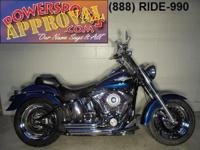 2010 Harley Davidson Fat Boy for sale with only 2,715