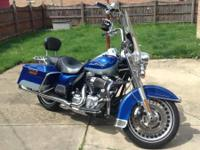 2010 Harley Davidson FLHR Road King. Need to sell. 96""