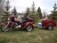 2010 Harley-Davidson FLHTCUTG Triglide Ultra Classic