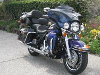 2010 Harley Davidson FLHTK Electra Glide Ultra Limited.