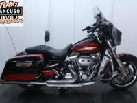 2010 HD FLHX Street Glide. With all-new design and long