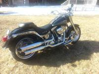 I have for sale a almost like new 2010 Harley Davidson