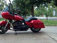 Up for sale is my 2010 Harley Davidson FLRTX Road Glide