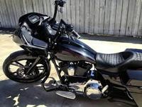 2010 Harley Davidson FLTRX Road Glide Custom. 2010 HD