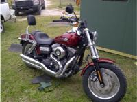 2010 Harley Davidson FXDF103 Fat Bob. This Cruiser