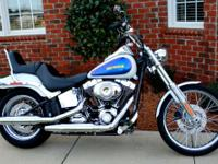2010 Harley Davidson Softail Custom Garage Kept, In New