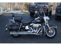 2010 Harley-Davidson Heritage Softail CLASSIC, Over