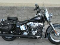 2010 Harley-Davidson Heritage Softail Classic Tricked