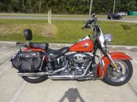 I currently have a 2010 Harley Davidson Heritage