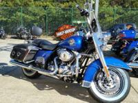 2010 Harley-Davidson Road King Classic GREAT COLOR ON