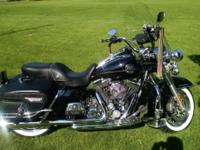 2010 Harley Davidson Road King Classic 6-speed 1584cc