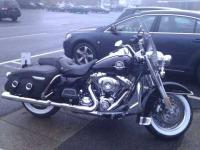 2010 Harley Davidson Road King Classic Less than 700