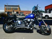 Motorbikes Softail 3027 PSN. 2010 Harley-Davidson