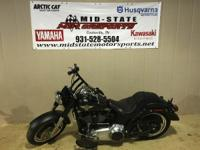 2010 Harley-Davidson Softail Fat Boy Lo 2010