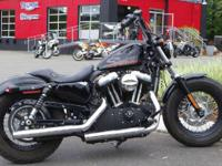 2010 Harley-Davidson Sportster Forty-Eight 2010