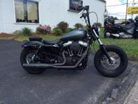 2010 Harley-Davidson Sportster Forty-Eight Bobber style