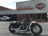 2010 Harley-Davidson Sportster Forty-Eight Clean with