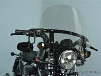 (415) 639-9435 ext.70 The Harley Davidson Sportster has