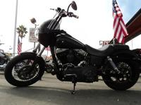 THIS IS A 2010 STREET BOB DYNA GANGSTER STYLE WITH