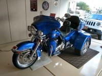 Best looking Trike in the State of Arizona. WAY too