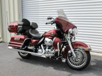 2010 HARLEY DAVIDSON ULTRA CLASSIC ELECTRA GLIDEONLY
