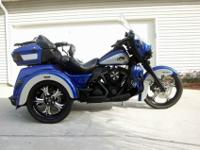 2010 Harley-Davidson Tri Glide ULTRA CLASSIC, AWESOME