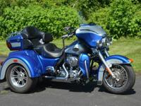 2010 Harley-Davidson TriGlide Ultra Classic FLHTCUTG,