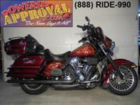 2010 Harley Davidson Ultra Classic Electra Glide for