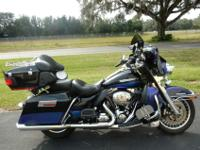 2010 HARLEY DAVIDSON ULTRA CLASSIC LIMITEDThis