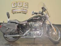 2010 Harley-Davidson XL 1200C Sportster (407086) Super