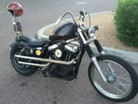 2010 Harley Davidson XL 1200X Sportster Forty-Eight- -
