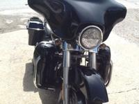 Up for sale is a 2010 Harley Davidson FLHX.I A few of