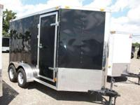 Haul-It:7x12 Enclosed Trailer for sale Perfect For Your