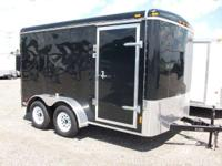 Haul-It: 7x12 Enclosed Cargo Trailer for sale, Call