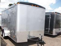 Haul-It:7x14 enclosed Trailer for sale, Call  2010