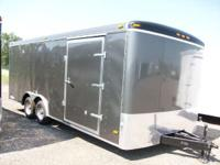 Haul-It: 8.5x20 Enclosed Cargo Trailer for sale, call
