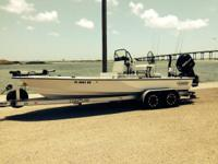 2010 HAYNIE 24' HO , 8' Pro Series Power Pole w/2