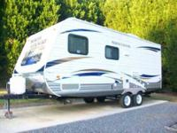 2010 Heartland North Country 20FS Travel Trailer This