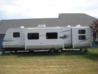 2010 Heartland North Country LS 32BHDD Travel Trailer